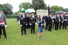 Bezirksschützenfest in Bellersen