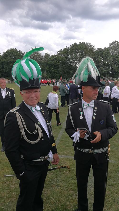 Bezirksschützenfest Würgassen 2018