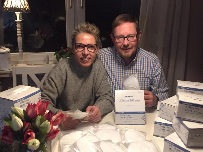 Königspaar Marion & Wolfgang