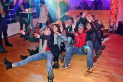 Party im Zelt